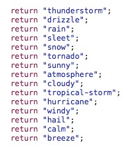 awesome-weather-presets
